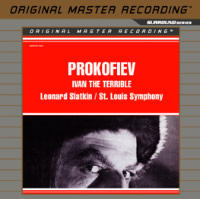Prokofiev: Ivan the Terrible - Slatkin