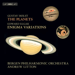 Holst: The Planets, Elgar: Enigma Variations - Litton