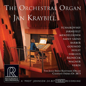 The Orchestral Organ - Kraybill