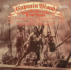 Captain Blood: Classic Film Scores for Errol Flynn - Gerhardt