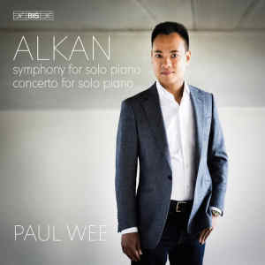 Alkan: Concerto & Symphony for Solo Piano - Wee