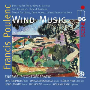 Poulenc: Wind Music - Ensemble Confoederatio