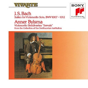 Bach: 6 Cello Suites - Bylsma (1992)