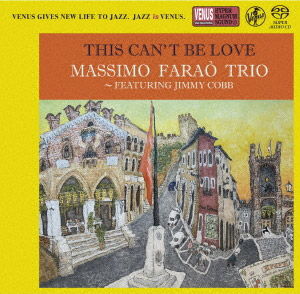 Massimo Faraó Trio feat. Jimmy Cobb: This can't be love (Red Garland songbook)