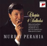 Chopin: 4 Ballades etc. - Murray Perahia