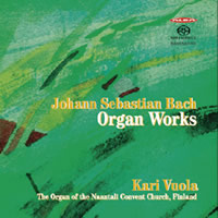 Bach: Organ Works - Vuola