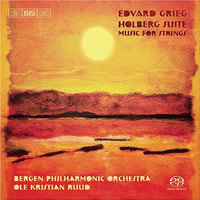 Grieg: Holberg Suite, Music for Strings - Ole Kristian Ruud
