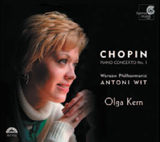 Chopin: Piano Concerto No. 1 - Kern, Wit