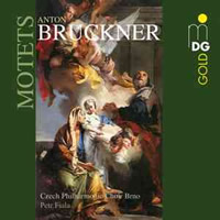 Bruckner: Motets - Czech Philharmonic Choir Brno