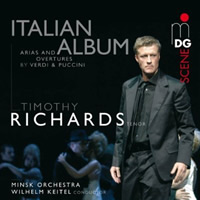 Italian Album - Richards / Keitel