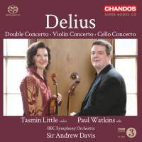 Delius: Double, Violin & Cello Concertos - Little / Watkins / Davis