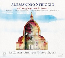 Striggio: Mass for 40 and 60 voices - Niquet