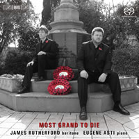 Most Grand to Die - Rutherford / Asti