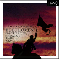 Beethoven for Wind Octet - Symphony No. 7, Parthia & Rondo