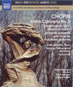 Chopin: Piano Concerto No. 2 - Nebolsin, Wit