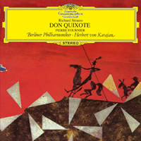 Strauss: Don Quixote - Fournier, Karajan
