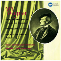 Schumann: Symphony No. 4, Wagner: Orchestral excerpts - Karajan