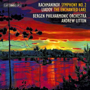 Rachmaninov: Symphony No. 2 - Litton