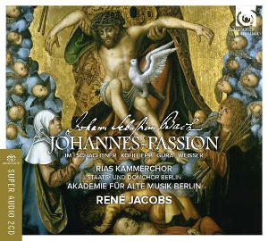 Bach: Johannes Passion - Jacobs
