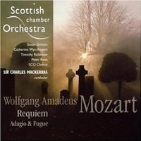 Mozart: Requiem - Scottish Chamber Orchestra/Mackerras