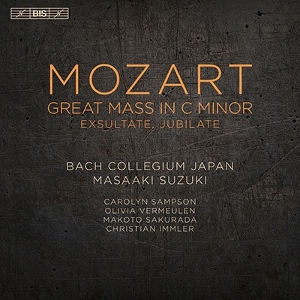Mozart: Great Mass in C minor - Masaaki Suzuki