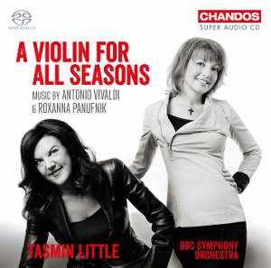 Vivaldi: The Four Seasons, Panufnik: Four World Seasons - Little