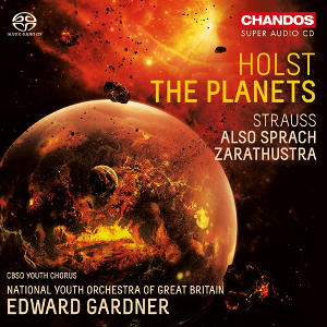 Holst: The Planets, Strauss: Also sprach Zarathustra - Gardner
