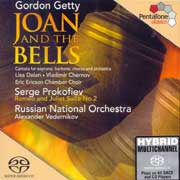 Prokofiev: Romeo and Juliet Suite No. 2 / Getty: Joan and the Bells - Vedernikov