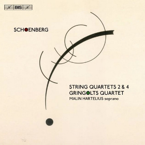 Schoenberg: String Quartets 2 & 4 - Gringolts Quartet
