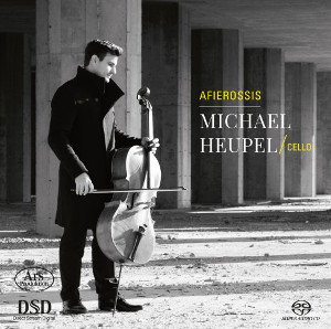 Afierossis: C20/C21 works for solo cello - Michael Heupel