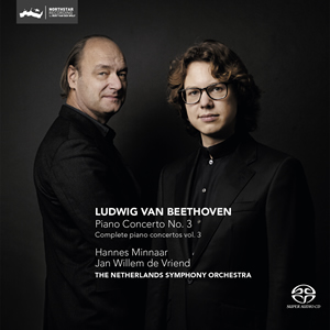 Beethoven: Piano Concerto No. 3 - Hannes Minnaar / Jan Willem de Vriend