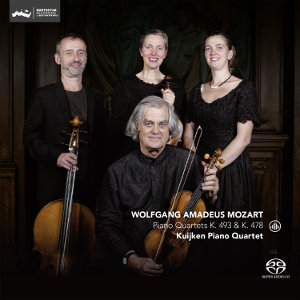 Mozart: Piano Quartets - Kuijken Piano Quartet