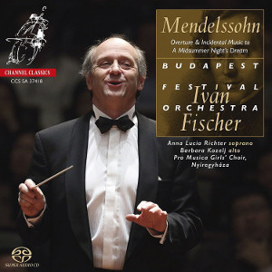 Mendelssohn: A Midsummer Night's Dream - Fischer