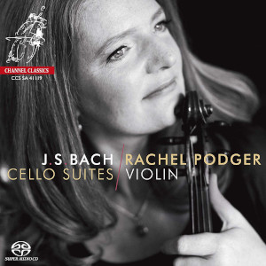 Bach: 6 Cello Suites - Podger