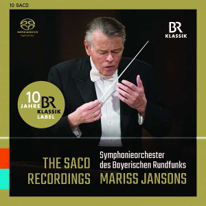 The SACD recordings - Jansons