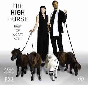 The High Horse: Best of Worst, Vol. 1 - Szanto, Bucher