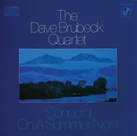 Dave Brubeck Quartet: Concord On A Summer Night