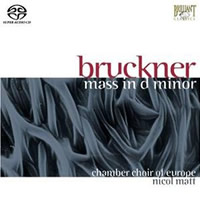 Bruckner: Mass No. 1 in D minor - Nicol Matt