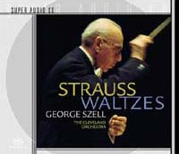 Strauss Family Waltzes - Cleveland Orchestra/Szell