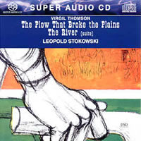 Thomson: The Plow That Broke the Plains/The River - Stokowski