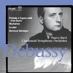 Debussy: Nocturnes, La Mer, Prelude to the Afternoon of a Faun - Järvi