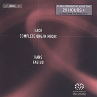 Bach: Complete Organ Works - Fagius