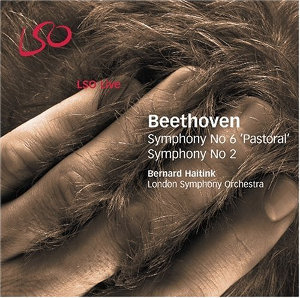 Beethoven: Symphonies 2 & 6 - Haitink