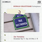 Beethoven: Complete Works for Solo Piano, Vol 03 - Brautigam