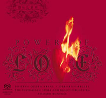Power of Love - Riedel, Bonynge