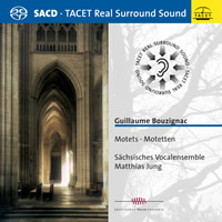 Bouzignac: Motets - Saxon Vocal Ensemble