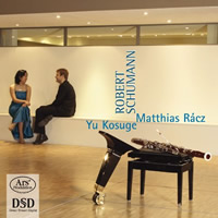 Schumann: Chamber Music for Bassoon and Piano - Rácz / Kosuge