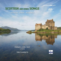 Scottish and other Songs - Daniela Bechly