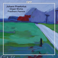 Northern German Organ Baroque Vol. 07: Johann Praetorius - Organ Works - Friedhelm Flamme