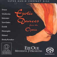 Exotic Dances from the Opera - Eiji Oue